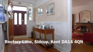£775,000 - House For Sale - Rectory Lane, Sidcup, Da14 4qn