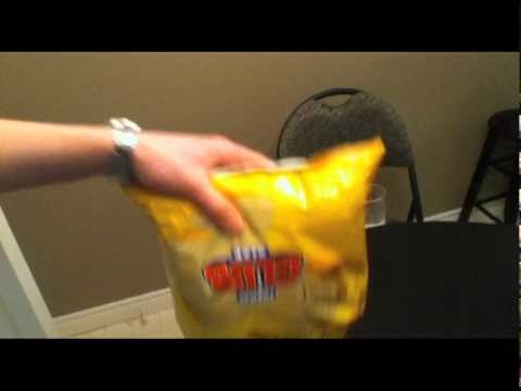 How to close a bag of chips without a clip