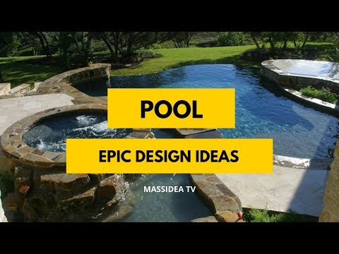 65+ Epic Pool Design Ideas Around The Worlds