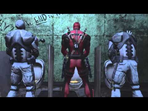 Deadpool - Gameplay Walkthrough ( Xbox One ) HD (Part 13)