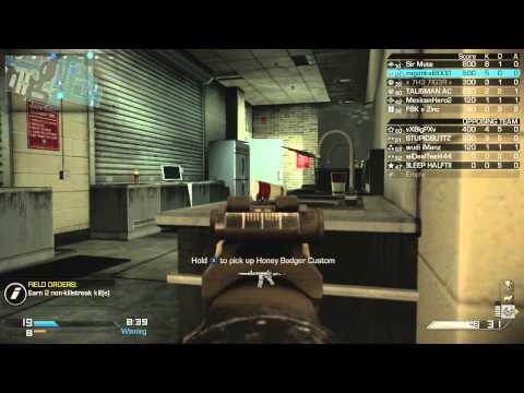 Call of Duty Ghosts - TDM - Strikezone 3 (12/17/2013) - (75-37)