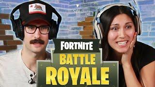We Build A Castle in Fortnite Battle Royale