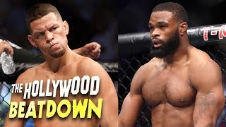 """Tyron Woodley Calls Out Nate Diaz """"Don"""