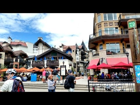Summer Family Trip to Vail