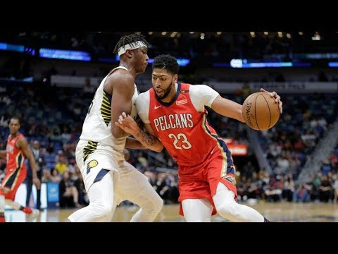 Myles Turner Dunks on Diallo! Anthony Davis Clutch Fade! 2017-18 Season