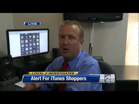 iTunes Debit Card scams