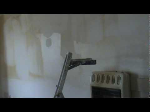 Apartments Renovation: Before new floors/trim/paint