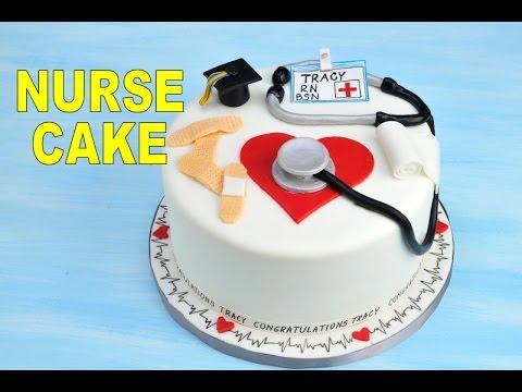 NURSE CAKE, HANIELA'S