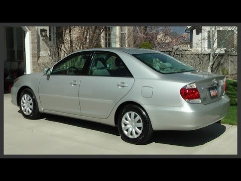 How to replace a Toyota Camry's brake light