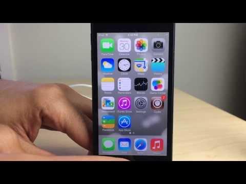 Speed up iOS 7! NoSlowAnimations