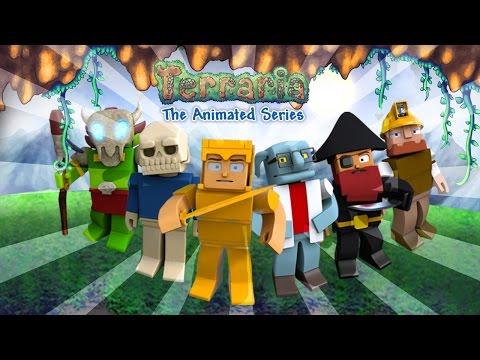 Terraria: The Animated Series Season 1