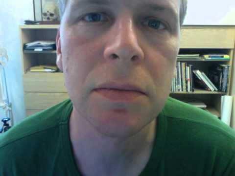 Bells Palsy Facial Twitching - My chin
