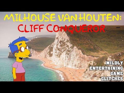 Milhouse Van Houten: Cliff Conqueror