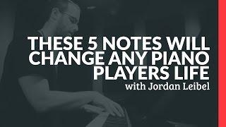 6 Essential Piano Chord Progressions - Piano Lessons
