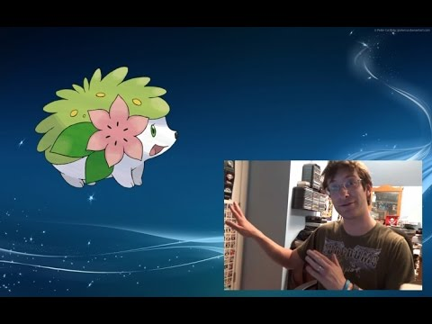 How To Get Shaymin, July 1-24, 2016! || Pokemon X, Y, Omega Ruby, and Alpha Sapphire