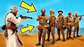 BATTLEFIELD 1 FAILS & Epic Moments! #6 (BF1 Funny Moments Gameplay Montage)
