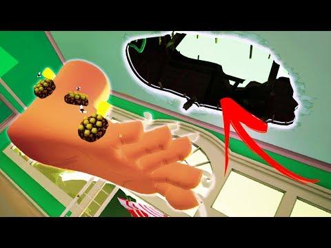 WE FOUND A DARK SECRET HIDDEN IN THIS HOLE!!! (Ashi Wash Gameplay HTC Vive)