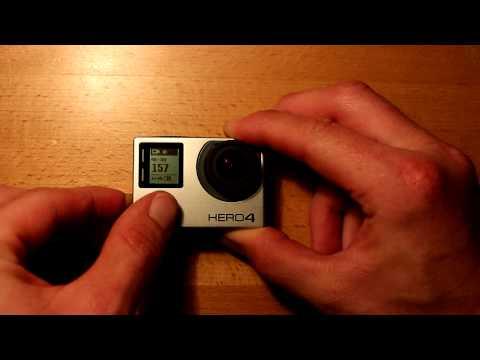 Howto Reset Gopro Hero 4 Wifi And Camera Settings