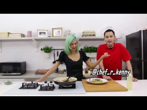 Recipe : Oyster Omelette with Chef Kenny