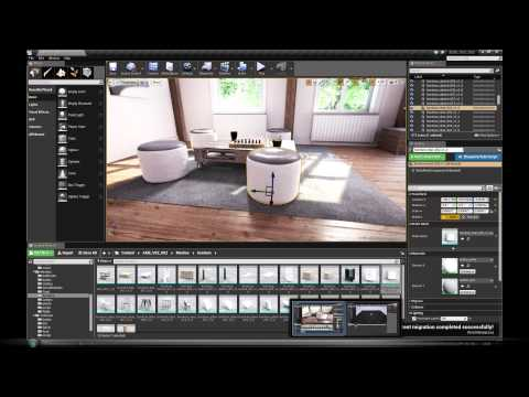 Unreal Engine Tip 1 - Migrating Objects