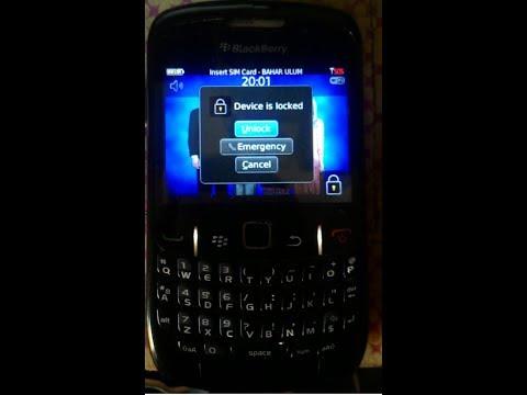 Cara Ampuh Mengatasi Lupa Password Layar Kunci Blackberry