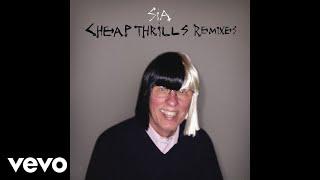 Sia - Cheap Thrills (Cyril Hahn Remix) [Audio]