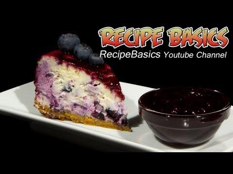 Mini Blueberry Cheesecake Recipe