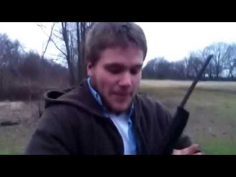 Catch a bullet trick