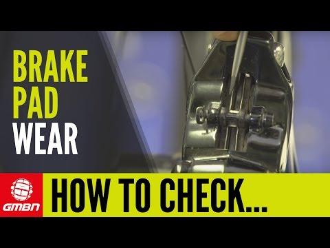 How To Check Brake Pad Wear | Mountain Bike Maintenance