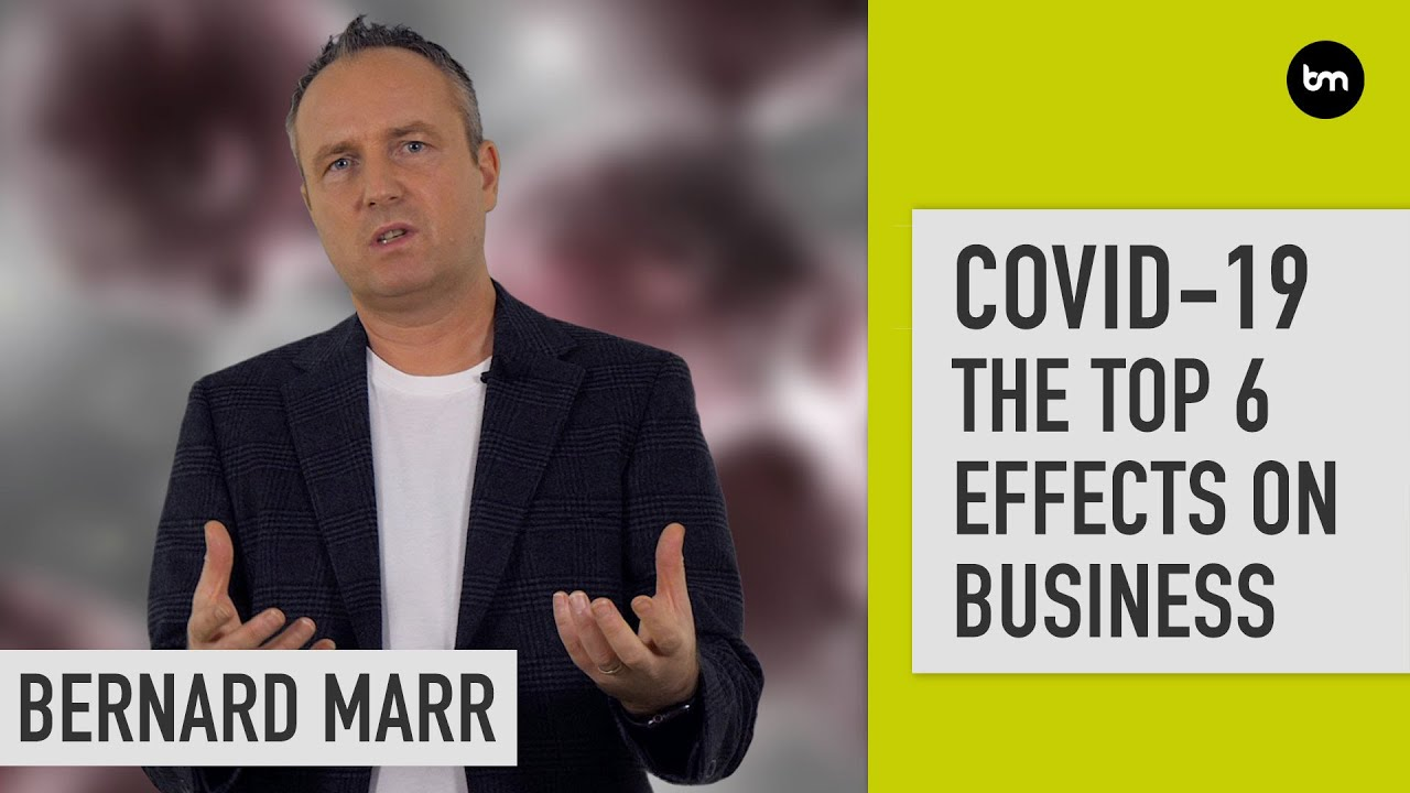 The Impact of Covid 19 On Businesses