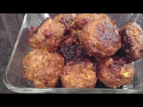 How To Make The Best Easy Sweet & Sour Party Meatballs