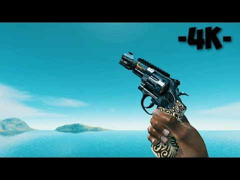 CS:GO / R8 Revolver | Llama Cannon (Factory New) Skin Showcase (4K)