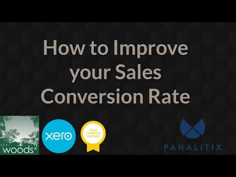 How to Improve your Sales Conversion Rate