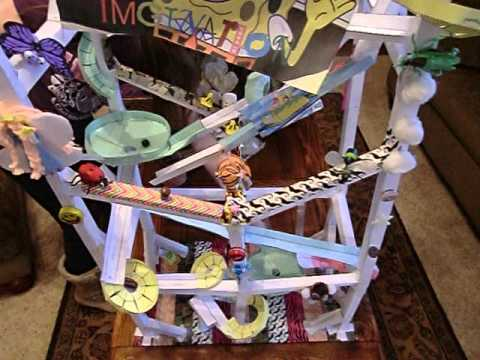 Paper Rollercoaster MTW