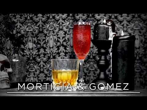 Morticia & Gomez: