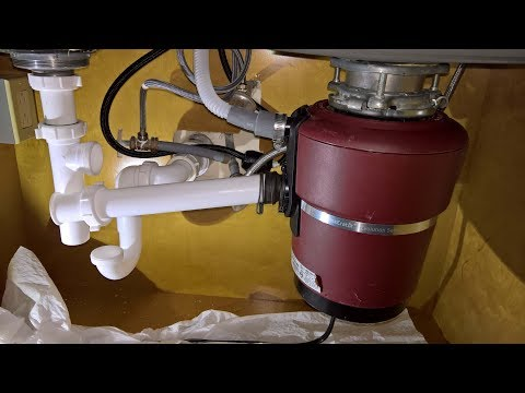 How to install Garbage Disposal Guide