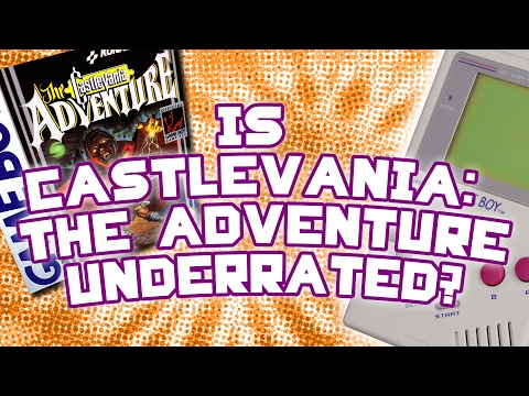 Is Castlevania: The Adventure (Game Boy) Underrated? - IMPLANTgames