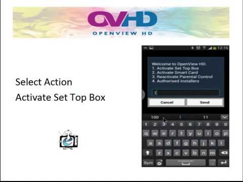 OVHD STB Activation