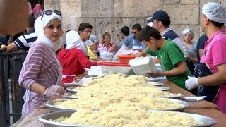 Syrian Initiatives in Ramadan