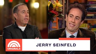 Download Jerry Seinfeld reflects on 'Seinfeld' over the years on TODAY Video