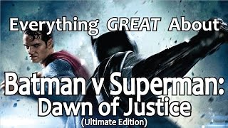 Download Everything GREAT About Batman v Superman: Dawn of Justice! Video