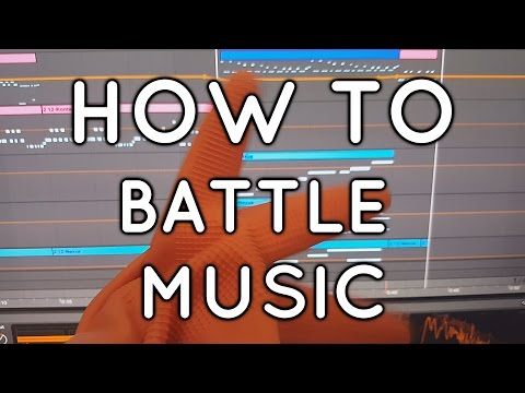 How To Make Action Battle Music for Video Game | Ableton Live