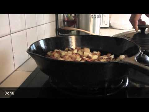 How to Cook Home Fries on the Cast Iron - Cast Iron Cooking