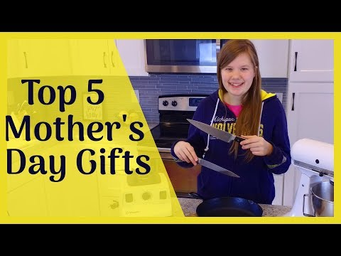 Gifts for Mother's Day - Top 5 Mother's Day Gifts