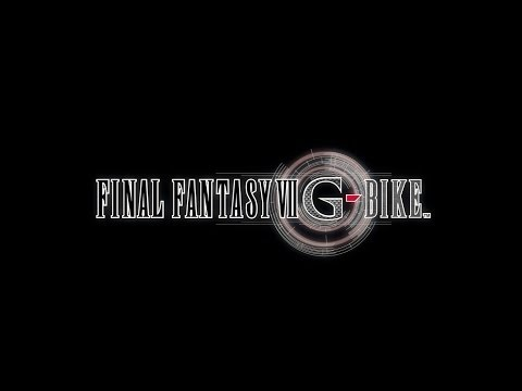 Official FINAL FANTASY VII G BIKE (iOS / Android) Announcement Trailer
