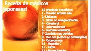 Cebola no vinagre para diabetes