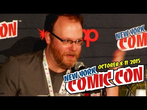 Star Wars: A Galactic Readers Theatre panel at New York Comic Con 2015 | papercuts Special Events