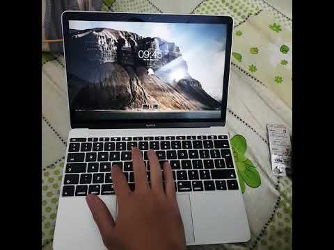 How to fix Macbook 12 inch stucked keys in 30 seconds