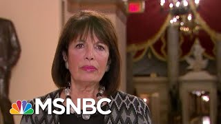 Jackie Speier: Criminal Enterprise Being Operated Out Of The White House   Hardball   MSNBC