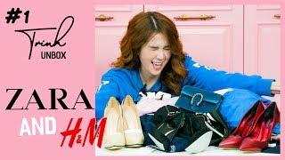 Ngọc Trinh - Unbox 01   Đập Hộp H&M, Zara và Những Món Đồ Thời Trang Dành Cho Quý Cô